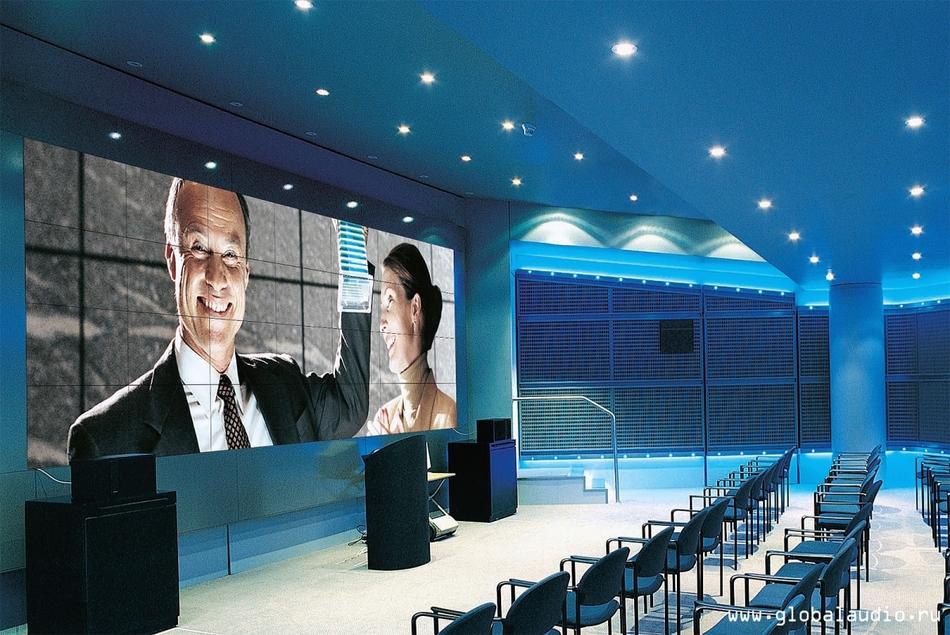 Экраны на презентации