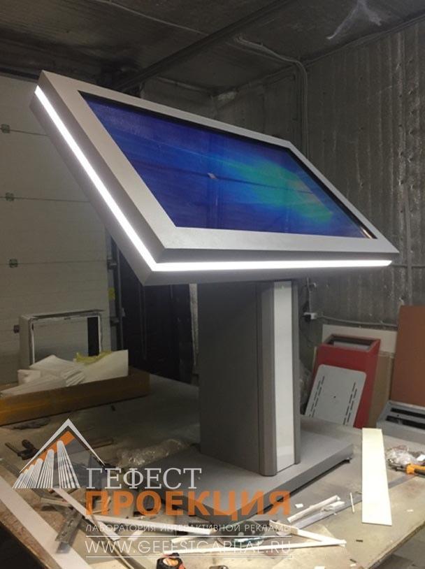 Поставка интерактивного оборудования в республику Казахстан