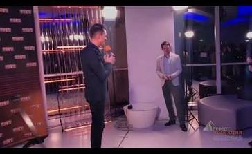 Анонс нового проекта Песни на канале ТНТ, который рвёт все форматы и шаблоны шоу бизнеса, был создан при участии компании Гефест Капитал.