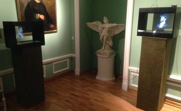 Интерактивное оборудование в Костромской музей заповедник