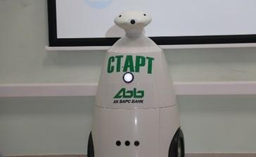 R.Bot 196 участвовал в открытии Лаборатории цифровых технологий на базе Высшей школы ИТИС КФУ