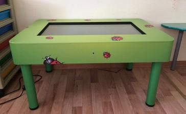 Поставка детских сенсорных столов в детский сад (г. Тула)