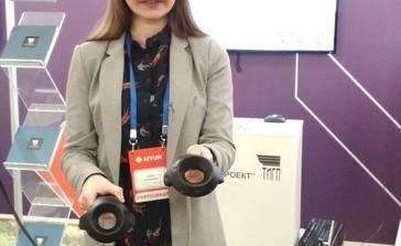 Компания Гефест Проекция два дня сопровождала ГУП «ТАТИНВЕСТГРАЖДАНПРОЕКТ» с очками HTC vive на мероприятии Союз дизайнеров России