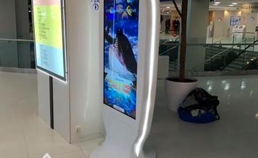 Поставка видео киосков для «Москвариум»